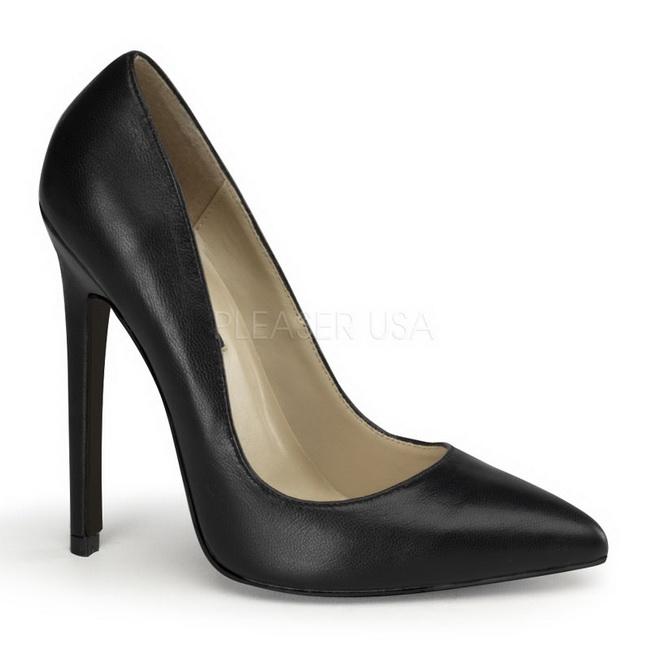 SEXY-20 zapatos de tacón alto piel talla 35 - 36